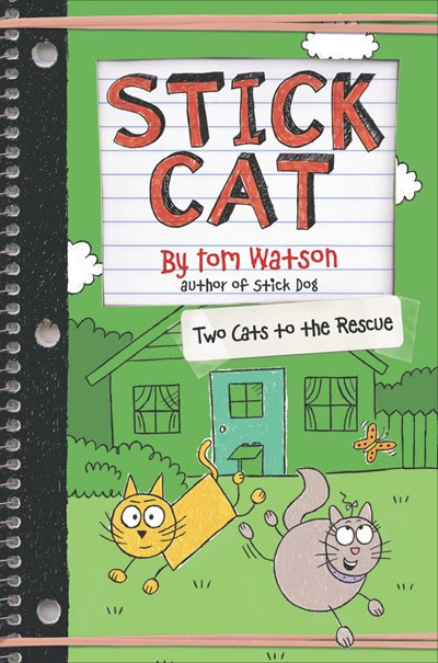 Stick Cat Book